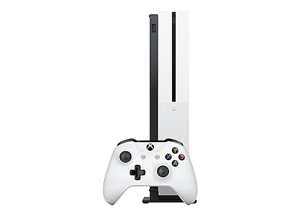 Microsoft Xbox One S - PLAYERUNKNOWN'S BATTLEGROUNDS Bundle - game console