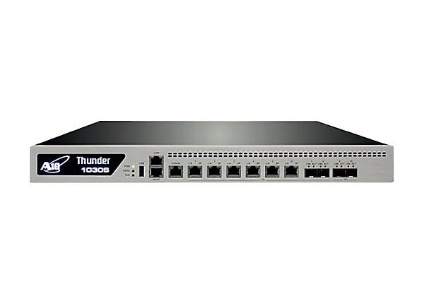 A10 Networks Thunder ADC 1030S - load balancing device