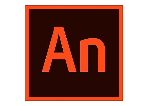 Adobe Animate CC for Enterprise - Enterprise Licensing Subscription New (mo