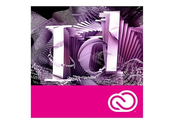 Adobe InDesign CC for Enterprise - Enterprise Licensing Subscription New (m
