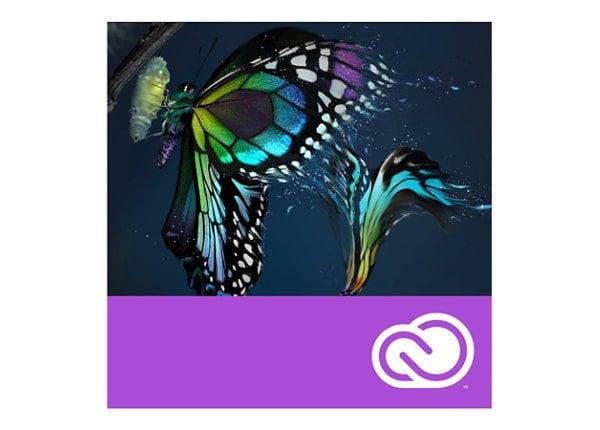 Adobe Premiere Pro CC for Enterprise - Enterprise Licensing Subscription Ne