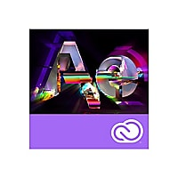 Adobe After Effects CC for Enterprise - Enterprise Licensing Subscription N