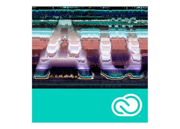 Adobe Audition CC for Enterprise - Enterprise Licensing Subscription New (m