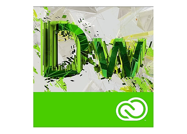 Adobe Dreamweaver CC for Enterprise - Enterprise Licensing Subscription New
