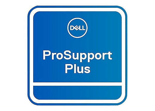 Dell Upgrade from 3Y Next Business Day to 5Y ProSupport Plus - extended ser