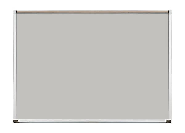 "MooreCo 4x48"" Evolution Marker Board with Aluminum Trim"