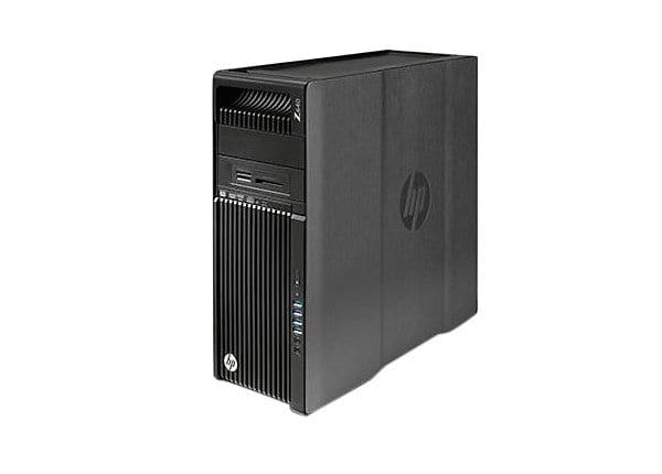 HP Workstation Z640 Xeon E5-1630V3 64GB RAM 512GB SSD Linux