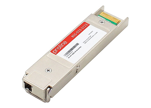 Proline - XFP transceiver module - 10 GigE - TAA Compliant