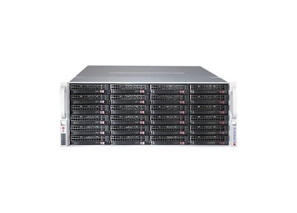 Supermicro SC847 BE1C4-R1K23LPB - rack-mountable - 4U - enhanced extended A