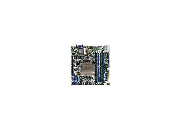 Supermicro Mini-ITX SoC Xeon D-1521 4-Core FCBGA 1667 Motherboard