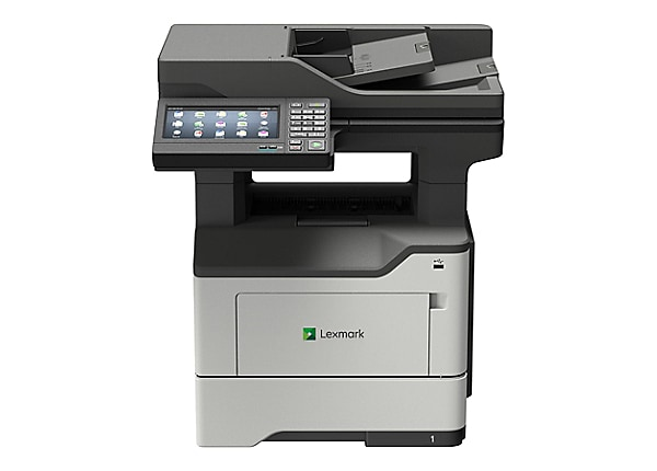 Lexmark MX622adhe - multifunction printer - B/W