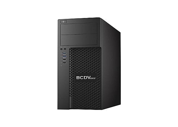 BCDVideo Neptune Workstation Tower Core i7-7700K 16GB RAM 128GB Win 10 Pro
