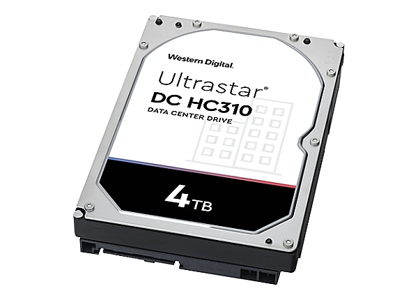 HGST US 4TB 7K6 SATA 3.5IN HDD (BSTK
