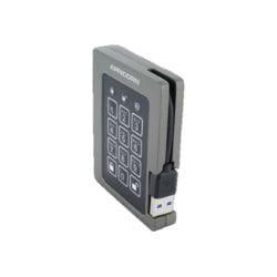 Apricorn Aegis Padlock SSD ASSD-3PL256-2TBF - solid state drive - 2 TB - US