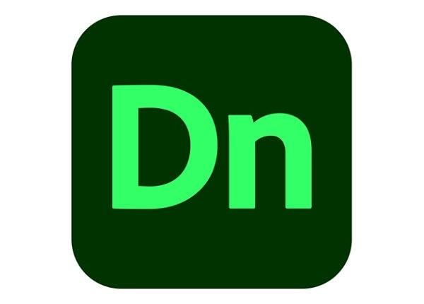 Adobe Dimension CC for Enterprise - Enterprise Licensing Subscription Renew