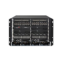 Extreme Networks MLXE-8 Chassis Packet Switch with Exhaust Fan