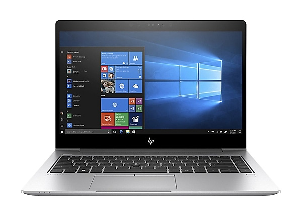 "HP Smart Buy EliteBook 745 G5 14"" Ryzen 7 2700U 8GB RAM 256GB Win 10 Pro"