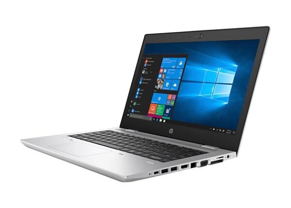 """HP Smart Buy ProBook 645 G4 14"""" Ryzen 3 2300U 4GB RAM 500GB Win 10 Pro"""