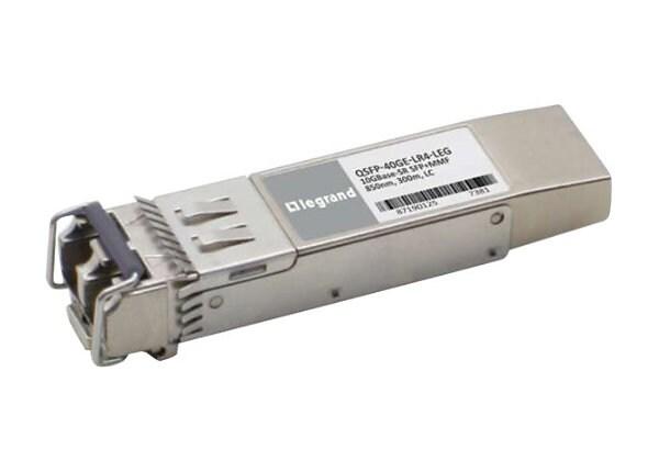C2G Cisco QSFP-40GE-LR4 40GBase-LR4 QSFP+ Transceiver TAA - QSFP+ transceiv