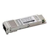 C2G Arista Networks QSFP-40G-PLRL4 40GBase-PLR4 QSFP+ Transceiver TAA - QSF