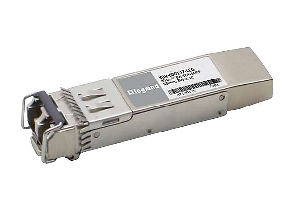 C2G Brocade XBR-000147 8Gbs Fiber Channel SW SFP+ Transceiver TAA - SFP+ tr