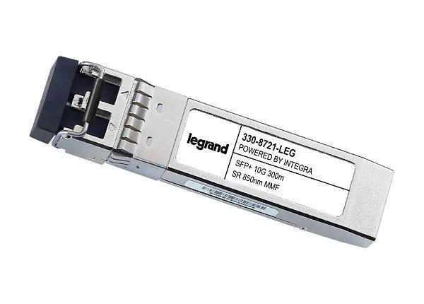 Legrand Dell 330-8721 10GBase-SR SFP+ Transceiver TAA - SFP+ transceiver mo