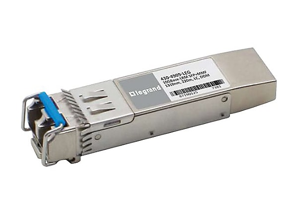 C2G Dell 430-4909 10GBase-LRM SFP+ Transceiver TAA - SFP+ transceiver modul