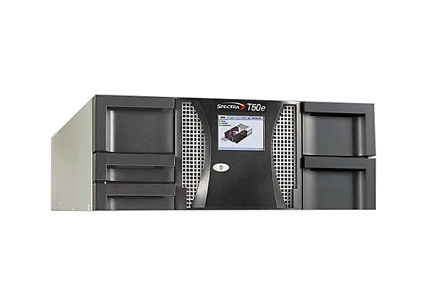Spectra Logic Reconditioned T50e LTO-8 DIV DLM Tape Library