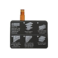 Gamber Johnson Power Pass Through Module Kit for Samsung Galaxy Tab Active2