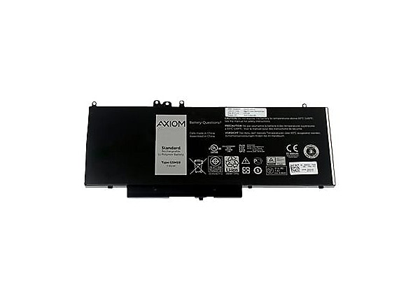 Axiom Lithium-Ion 4-Cell Notebook Battery