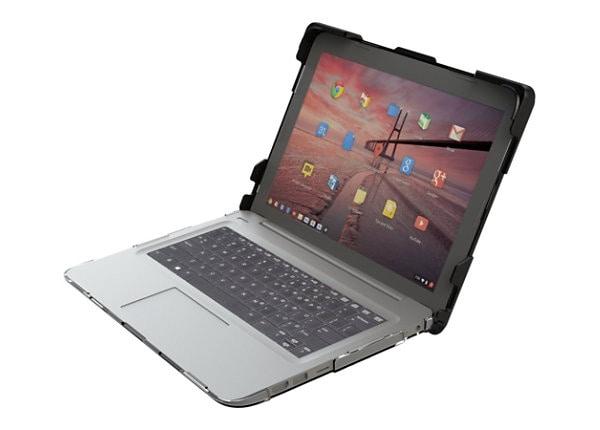 Gumdrop BumpTech - notebook top and rear cover