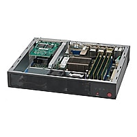 Supermicro SCE300 - rack-mountable - 1U - FlexATX