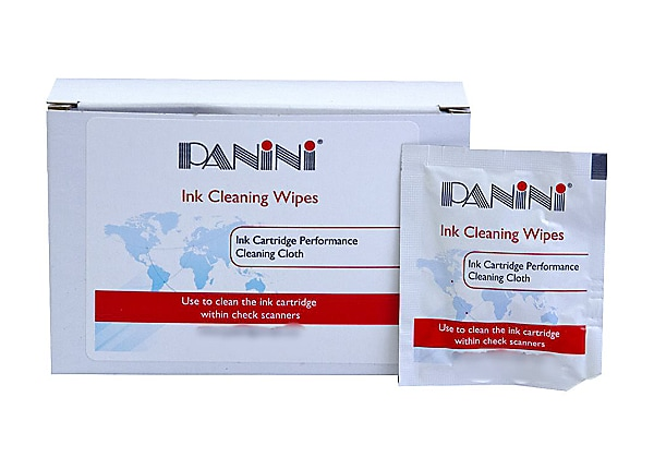 Panini cleaning wipes
