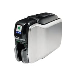 Zebra ZC300 Card Printer with Power Cord
