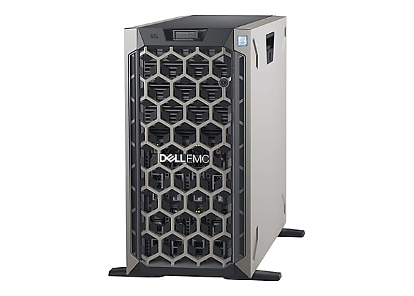 Dell EMC PowerEdge T440 - tower - Xeon Silver 4110 2.1 GHz - 16 GB - 120 GB