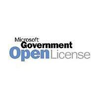 Microsoft Visio Standard - software assurance - 1 client