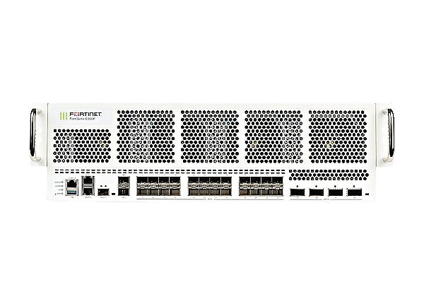 Fortinet FortiGate 6300F - Enterprise Bundle - security appliance - with 5