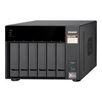 QNAP TS-673 - serveur NAS - 0 Go