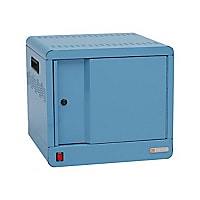 Bretford Cube Micro Charging Station - cabinet unit