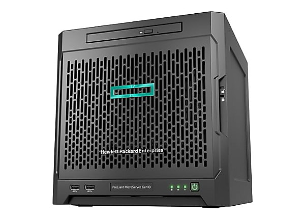 HPE ProLiant MicroServer Gen10 Solution - ultra micro tower - Opteron X3421