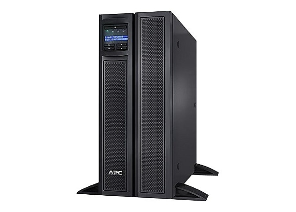 APC Smart-UPS X 2000VA SD Rack/Tower Conversion LCD UPS with NC - TAA