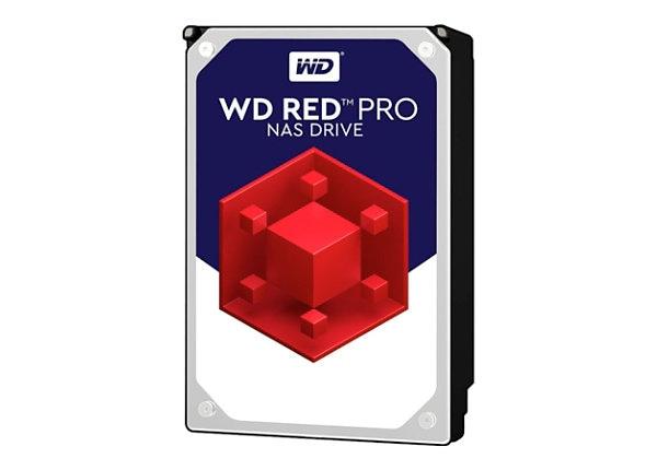 WD Red Pro NAS Hard Drive WD4003FFBX - hard drive - 4 TB - SATA 6Gb/s