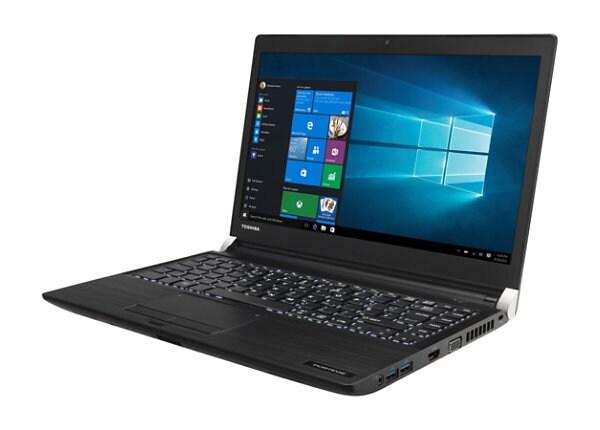 "Toshiba Portégé A30 - 13.3"" - Core i7 6600U - 4 GB RAM - 500 GB HDD - US"