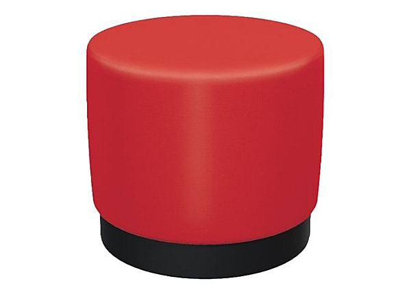 Balt Lounge Soft Seating Upholstered Pouf Stool
