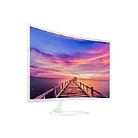 Samsung CF391 Series C32F391FWN - LED monitor - curved - Full HD (1080p) -