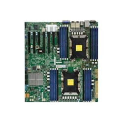SUPERMICRO X11DPH-I - motherboard - extended ATX - Socket P - C621