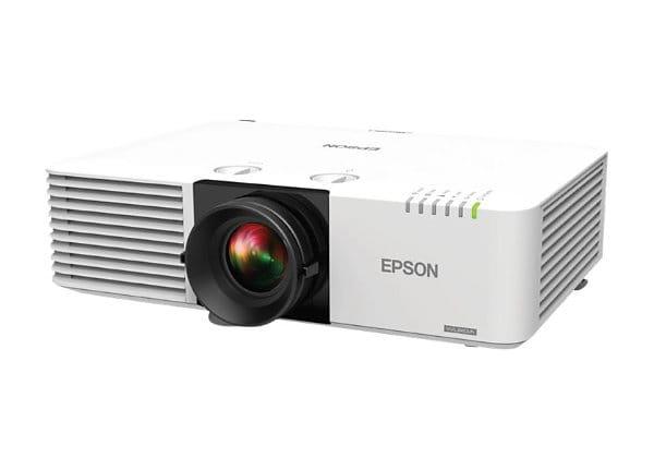 Epson PowerLite L610U - projecteur 3LCD - 802.11n sans fil / LAN