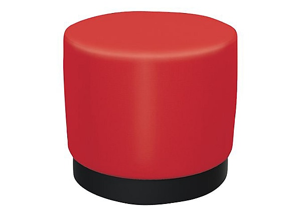 Balt Lounge Soft Seating Pouf Stool - Solace Gilded