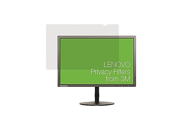 "3M W9 - display privacy filter - 23.8"" wide"