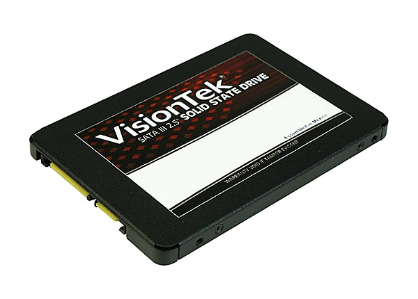 VisionTek PRO 7mm - solid state drive - 480 GB - SATA 6Gb/s